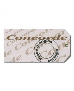 6 couteaux de table Mach 2 - Origine Concorde