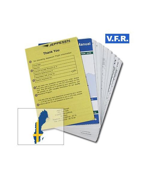 Trip kit V.F.R. Manual Suède