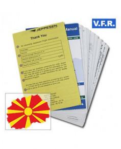 Trip kit V.F.R. Manual Macédoine