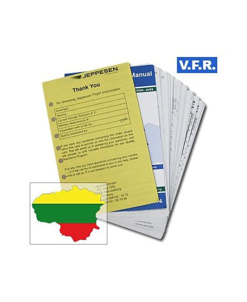 Trip kit V.F.R. Manual Lituanie