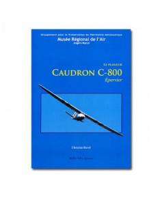 Le planeur Caudron C-800 Epervier