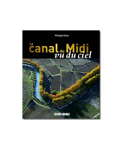 Le Canal du Midi vu du ciel