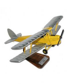 Maquette bois Tiger Moth DH82
