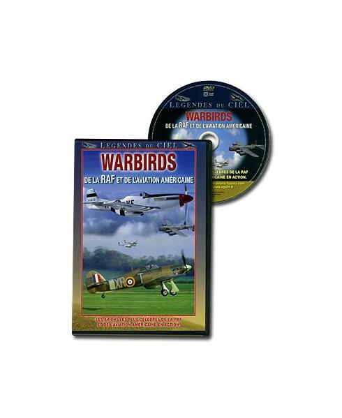 D.V.D. Warbirds - De la R.A.F. et de l'Aviation Américaine