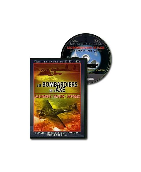 D.V.D. Les bombardiers de l'Axe (Allemands - Italiens - Japonais)