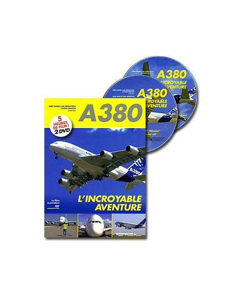 D.V.D. A380 - L'incroyable aventure