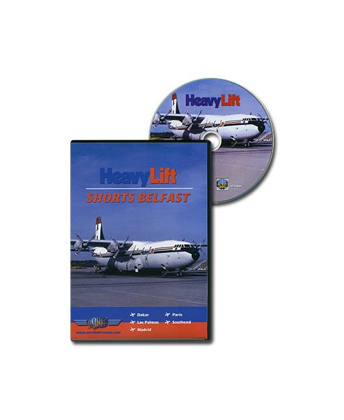 D.V.D. World Air Routes - Heavylift Shorts Belfast