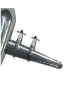 Maquette métal B377SGT Super Guppy - 1/500e