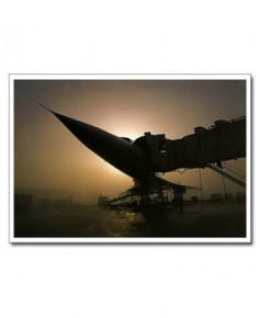 Carte postale couleur - 04 - Concorde symbole
