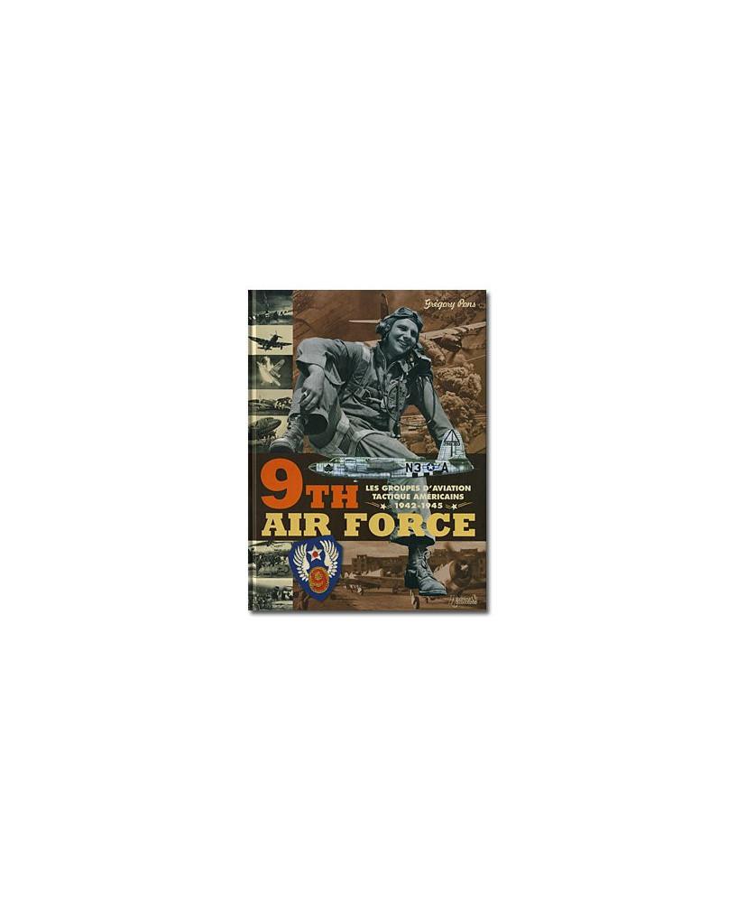 La 9th Air Force 1942-1945