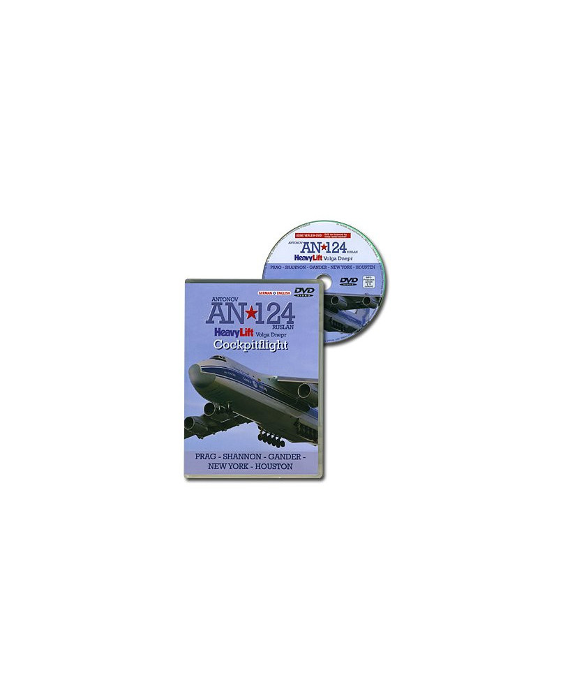 D.V.D. Antonov 124 Heavy Lift