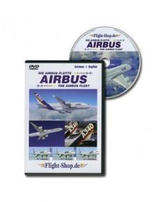 D.V.D. The Airbus Fleet (La flotte Airbus)