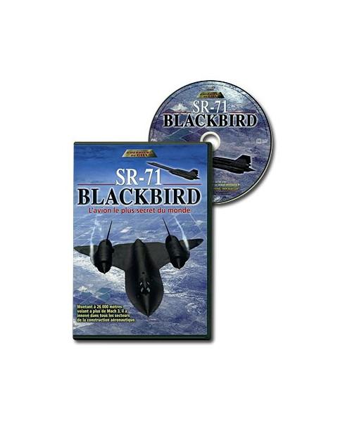 D.V.D. SR71 Blackbird