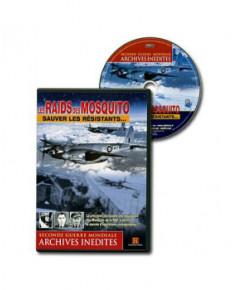 D.V.D. Les raids des Mosquito