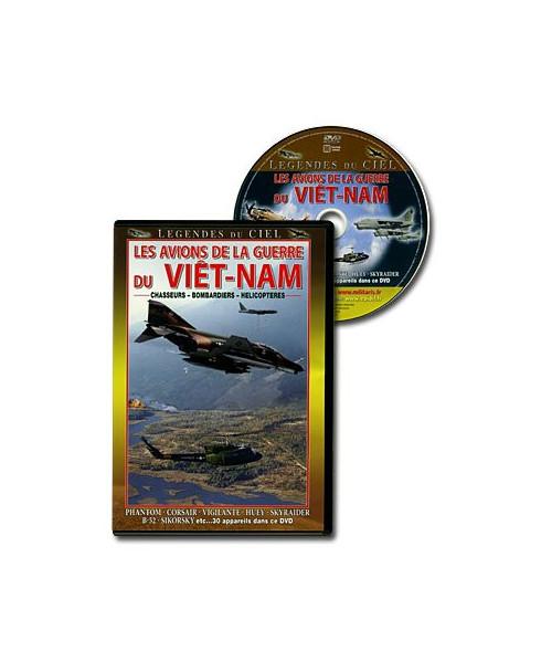 D.V.D. Les avions de la guerre du Vietnam