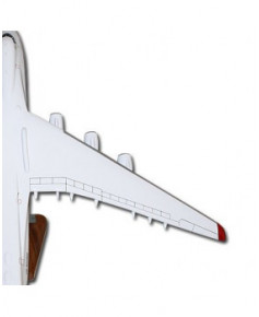 Maquette bois Antonov 225 Mriya - 1/160e