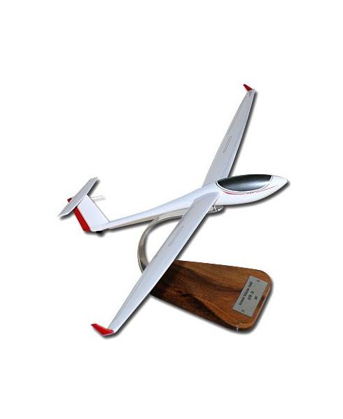 Maquette bois planeur ASW24