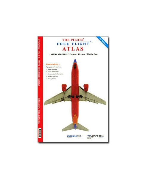 The pilots free flight Atlas - Eastern Hemisphere (4e édition)