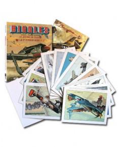 Biggles présente - 16 avions de chasse de la IIe Guerre Mondiale