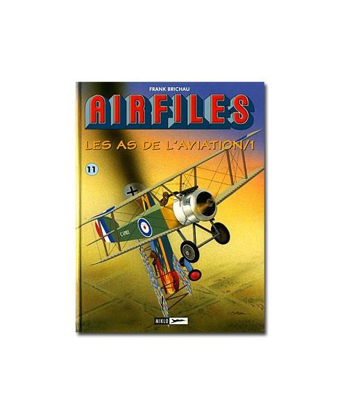 Biggles Airfiles - Les As de l'aviation
