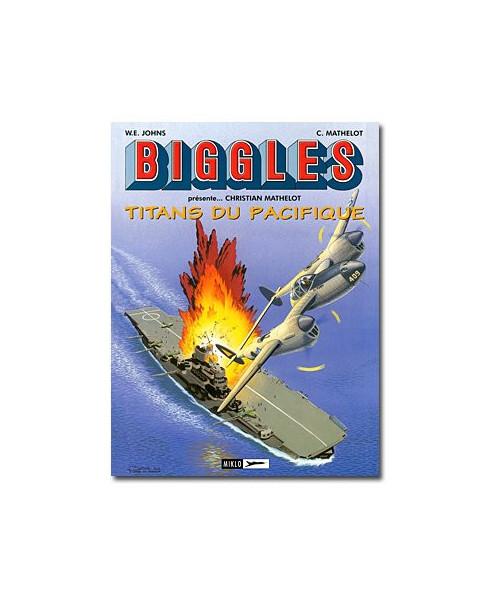Biggles présente - Titans du pacifique