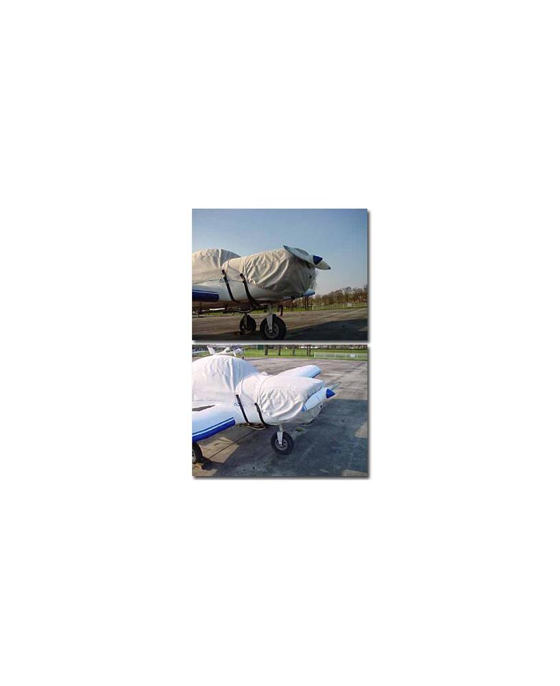 Bâche U.L.M. finition Eco-light Top verrière pour Zenair 650