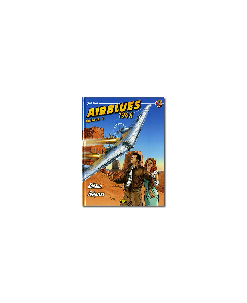 Airblues - Tome 2 : 1948 (Episode 1)