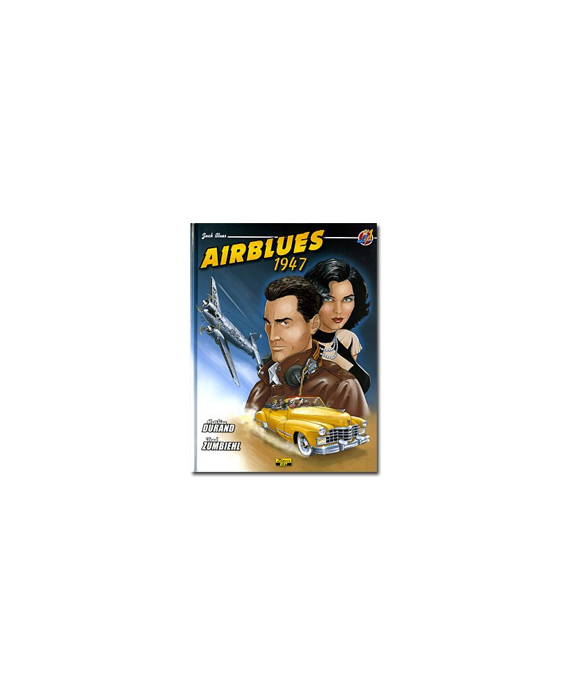 Airblues - Tome 1 : 1947