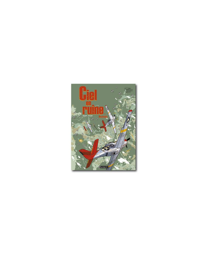 Ciel en ruine - Tome 3 : Horrido