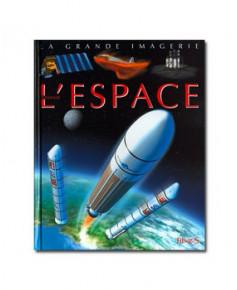 Les engins de l'espace - La grande imagerie