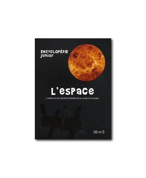 L'Espace - Encyclopédie Junior
