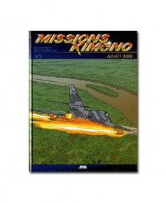 Missions Kimono - Tome 2 : Assaut –Mer