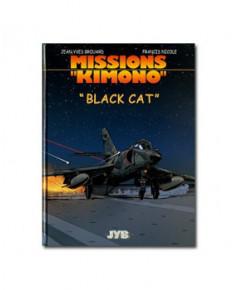 Missions Kimono - Tome 5 : Black Cat