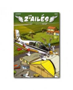 Les z'ailés - Tome 1 : Contact