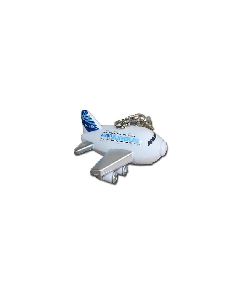 Porte-clés sonore et lumineux A380