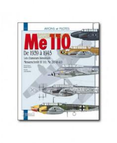 Messerschmitt 110, de 1939 à 1945