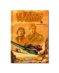 Le faucon du désert - Tome 1 : Martuba airfield