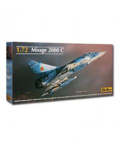 Maquette à monter Mirage 2000C - 1/72e