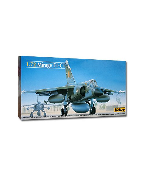 Maquette à monter Mirage F1 CT - 1/72e