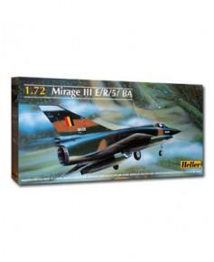 Maquette à monter Mirage III E - 1/72e
