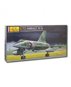 Maquette à monter Mirage IV A - 1/72e