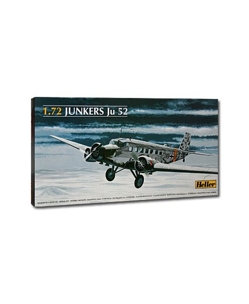 Maquette à monter JU52 Junker - 1/72e