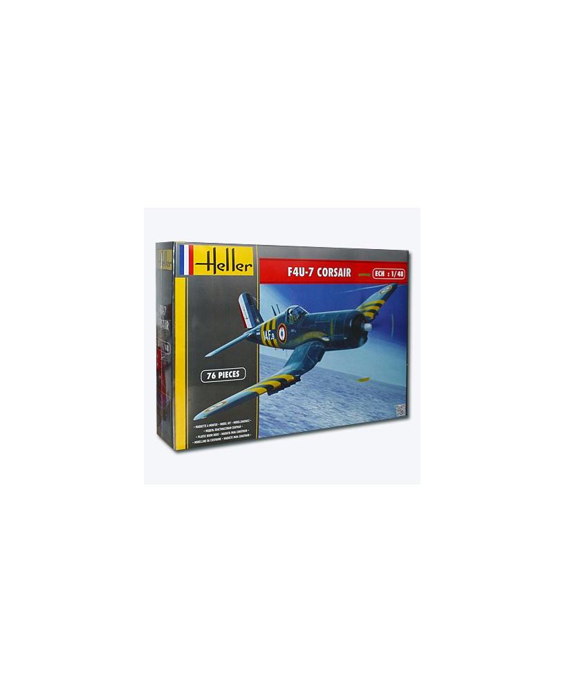 Maquette à monter Corsair F4U-7 - 1/48e