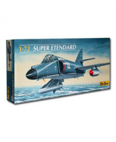 Maquette à monter Super Etendard - 1/72e