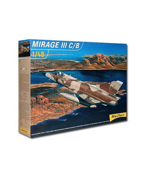 Maquette à monter Mirage III C / B - 1/48e