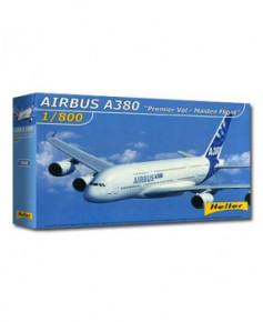 Maquette à monter A380 couleurs Airbus - 1/800e