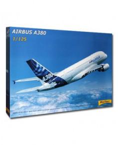 Maquette à monter A380 couleurs Airbus - 1/125e