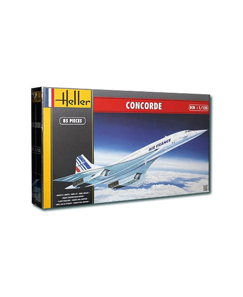 Maquette à monter Concorde Air France - 1/125e