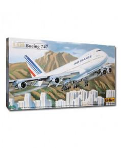 Maquette à monter Boeing 747 Air France ancienne livrée - 1/125e