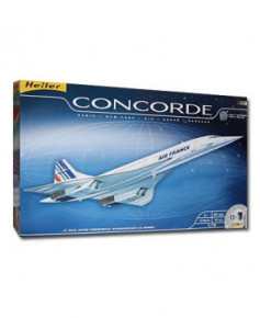 Coffret maquette à monter Concorde Air France - 1/72e